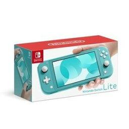 Nintendo Switch Lite TURQUOISE ターコイズ ニンテンドースイッチ <strong>本体</strong> 任天堂【ラッピング対応可】 NKG