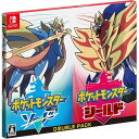 ポケットモンスター ソード・シールド ダブルパック Nintendo Switch 任天堂 ニンテンドースイッチ ソフト