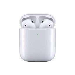 【キャッシュレス5%還元 全国送料無料 平日15時・土曜14時まで当日発送】Apple AirPods with Wireless Charging Case アップル エアポッズ イヤホン ワイヤレス充電 MRXJ2J/A [ラッピング対応可]