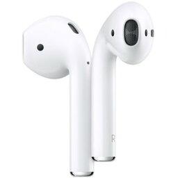 【キャッシュレス5%還元 全国送料無料 平日15時・土曜14時まで当日発送】Appele アップル AirPods(第2世代)エアポッズ Bluetooth対応ワイヤレスイヤホンmv7n2j/a 「充電有線タイプ」 [ラッピング対応可]