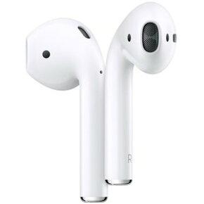 【最大500円OFFクーポン配布中】AirPods(第2世代)【アップル純正ワイヤレスイヤホン】エアポッズ Bluetooth対応ワイヤレスイヤホンmv7n2j/a【充電有線タイプ】【ラッピング対応可】