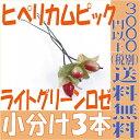 【即納】 ヒペリカムピック【ライトグリーンロゼ 小分け 3本入】アルテフロール