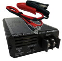 CH-1205 未来舎 小型バッテリー充電器 (オプション:わにぐち付きケーブル付属)
