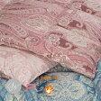 [昭和西川]ポーランド産バルキーマザーグース95%/羽毛合掛けふとんMA5901 0.9kg(ダブルロング)西川 羽毛合掛け布団 マザーグース ダブル うもう 送料無料