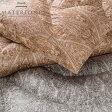 [MATERIONE]羽毛掛けふとん カナダ産コロニアルマザーグース95% ダブルロング/モーダ1.5kg 190×210cm 高級 高品質 羽毛 羽毛布団 西川