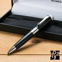 ITO-YA(伊東屋) ROMEO No.3 ミニ イタリアブルー/ガンメタル R-344 ボールペン