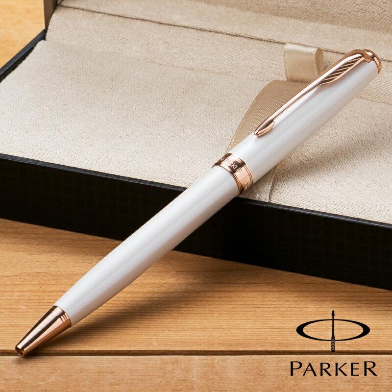 PARKER(パーカー) ソネット プレミアム パールPGT ボールペン 1931555