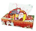 【数量限定!】クリスマス ティッシュペーパー120W1パック(5箱)
