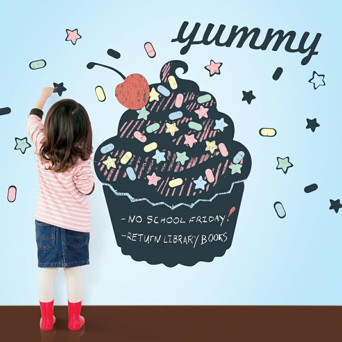 Cupcake chalkboard h