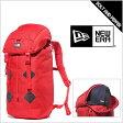 NEWERA ニューエラ RUCKSACK BAG RED WHITE LOGO ラックサック バッグ リュック レッド 赤 ホワイト 白 ロゴ 収納 鞄 メンズ 男性 レディース 女性 小物 アクセサリー 正規品 NEW ERA 11225704