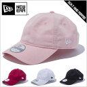 送料無料 NEWERA ニューエラ CAP 9TWENTY CLOTH STRAP DAD HAT クロスストラップバック 920 ローキャップ ホワイト ブラック ピンク 白 赤 黒 メンズ 男性 レディース 女性 キャップ 帽子 ハット