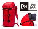 送料無料 NEWERA RUCKSACK BAG RED ニューエラ ラックサック バック レッド 赤 バックパック リュック メンズ レディース カジュアル ファッション ブランド 男性 女性 小物 アクセサリー
