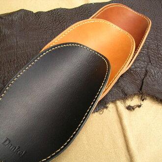 Perfect for stylish handmade Nume leather レザーペン tray pen compartment desk ♪ DAN-I12fs3gm