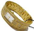 D&G TIME ドルチェ&ガッバーナ C'EST CHIC ゴールドSSベルト腕時計 DW0007【ラッピング無料】【楽ギフ_包装】【10P11Mar16】