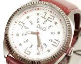 D&G TIME ドルチェ&ガッバーナ LOU CRONO クロノグラフ腕時計 DW0032 レッド【ラッピング無料】【楽ギフ_包装】【10P11Mar16】【05P28Sep16】【05P01Oct16】