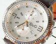 D&G TIME ドルチェ&ガッバーナ LOU CRONO クロノグラフ腕時計 DW0033 ブラウン【ラッピング無料】【楽ギフ_包装】【10P11Mar16】【532P15May16】