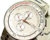 D&G TIME ドルチェ&ガッバーナBIG FISH クロノグラフ腕時計 DW0118 シルバー SSベルト【ラッピング無料】【楽ギフ_包装】【10P11Mar16】【05P03Dec16】