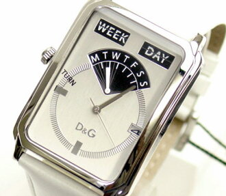 D & G TIME-SEA QUEST men's watch DW00124 silver x white 10P13Sep1310P24Aug1310P17Aug1310P04Aug13