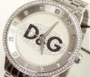 D&G TIME ドルチェ&ガッバーナPRIME TIME メンズ腕時計 DW0131 シルバー SSベルト【ラッピング無料】【楽ギフ_包装】【10P11Mar16】【..