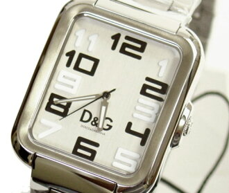 D & G TIME die and say APACHE mens watch SS belt DW0190