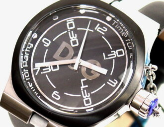 D & G TIME d & g ZANGO mens watch DW0194 black 10P11jul1310P24jul13