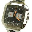 D&G TIME ドルチェ&ガッバーナLICENSEDクロノグラフ SSベルト腕時計 DW0247【ラッピング無料】【楽ギフ_包装】【10P11Mar16】【532P15May16】