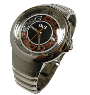 D&G TIME ドルガバ MOLE men SS belt watch DW024805P14Nov13fs3gm