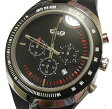 D&G TIME ドルチェ&ガッバーナSCOTH クロノグラフ腕時計 DW0371 SSベルト【ラッピング無料】【楽ギフ_包装】【10P11Mar16】【05P18Jun16】