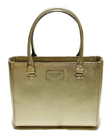 New Kate Spade Leather Wellesley Quinn Bag Tote