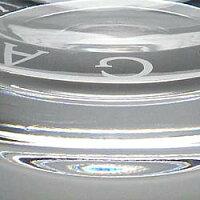 ブルガリ[BVLGARIBVLGARI]灰皿円型12cm(スモール)47502