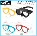 GULL(ガル) マンティスマスク 度付レンズセット(GM-1021/1031) MANTIS
