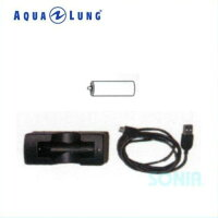 AQUALUNG(アクアラング) 663070 A8W LED 水中ライト用充電池キット Rechargeable Battery Kit for A8Wの画像