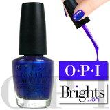 OPI 指甲油 B24(15ml)【O.P.I BRIGHTS】Blue My Mind[OPI ネイルラッカー B24 (15ml) 【O.P.I BRIGHTS】 Blue My Mind]