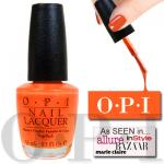 OPI ネイルラッカー B39 (15ml) 【O.P.I BRIGHTS】 ATOMIC ORANGE