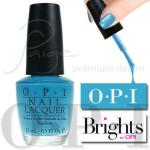 OPI 指甲油 B83(15ml)【O.P.I BRIGHTS】NO ROOM FOR THE BLUES[OPI ネイルラッカー B83 (15ml) 【O.P.I BRIGHTS】 NO ROOM FOR THE BLUES]