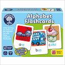 <ボーネルンド> アルファベットフラッシュカード英語 単語カード 知育ゲーム 絵あわせ カードゲーム 文字あわせ