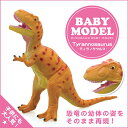 FAVORITE フェバリット 恐竜フィギュアビニールモデル ベビーモデル ティラノサウルス