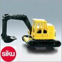 <ボーネルンド>Siku(ジク)社輸入ミニカー0801ショベルドーザー