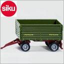 <ボーネルンド> Siku(ジク)社輸入ミニカー1077トレーラー2車軸