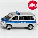 <ボーネルンド>Siku(ジク)社輸入ミニカー1350ポリスチームバン