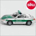 <ボーネルンド>Siku(ジク)社輸入ミニカー1416モーターウェイパトロールカー