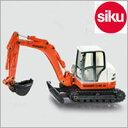 <ボーネルンド>Siku(ジク)社輸入ミニカー3521ショベルカー
