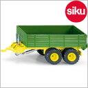 <ボーネルンド>Siku(ジク)社輸入ミニカー2552ファーマー2車軸式セミトレーラー1/32