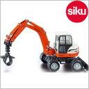 <ボーネルンド>Siku(ジク)社輸入ミニカー3527SHAEFF小型掘削車1/50