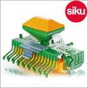 <ボーネルンド>Siku(ジク)社輸入ミニカー2261ファーマードリル種まき機1/32スケールトラクター専用パーツ