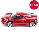 <ボーネルンド>Siku(ジク)社輸入ミニカー1451 Alfa Romeo 4C
