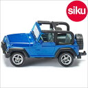 <ボーネルンド>Siku(ジク)社輸入ミニカー1342ジープラングラー