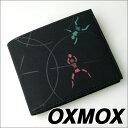 【送料無料】OXMOX(オックスモックス)ENERGY2 2つ折ウォレット