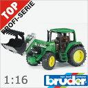 Bruder(ブルーダー)社ProSeries(プロシリーズ)02052ジョンディアー6920フロントローダー1/16