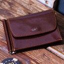 Golden Head ゴールデンヘッド COLORADO コロラド1907-05 クリップウォレット メンズ 本革Clip Wallet